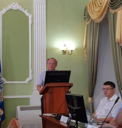 Вячеслав Горчаков выступил на Китайском молодежном бизнес-инкубаторе