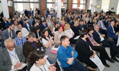 Наши сотрудники посетили Стратегическую сессию развития НТИ в Ростовской области